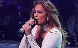 Jennifer Lopez, time 100 gala