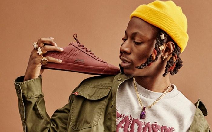joey bada$$, joey badass, pony, sneaker, capsule collection