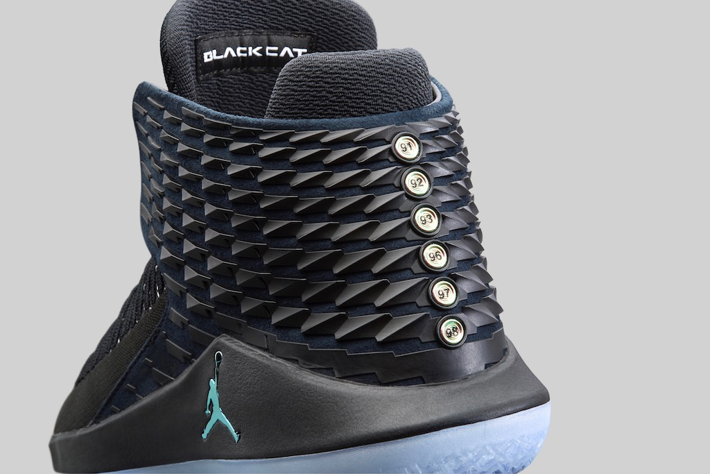Air Jordan 32 'Stealth'