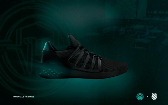 k-swiss, sneakers, immortals