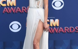 Celebrities at the ACM Awards
