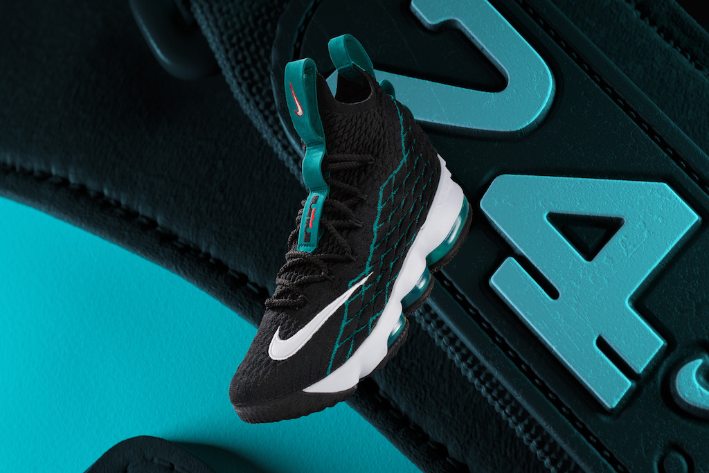 Will the Nike LeBron 15 'Griffey