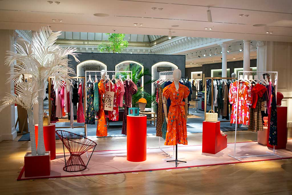 LHD pop up at Le Bon Marche