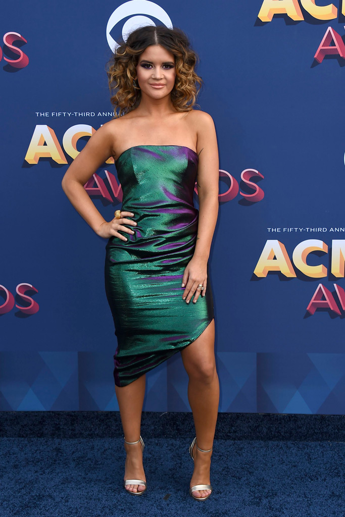 Maren Morris, 2018 acm awards