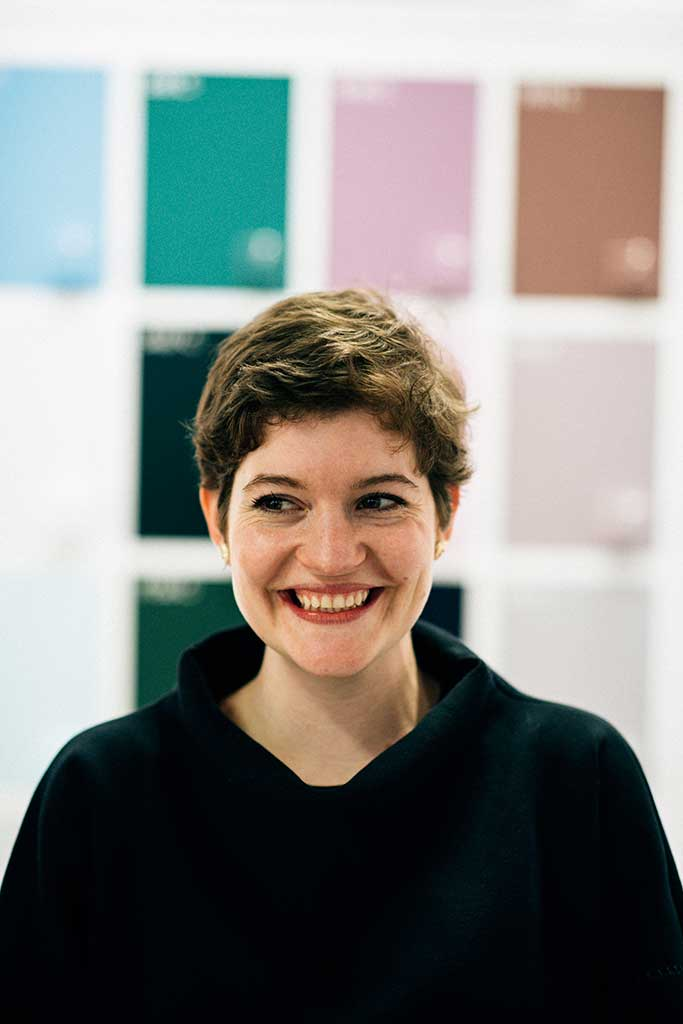 Nike footwear designer, Marie Odinot.