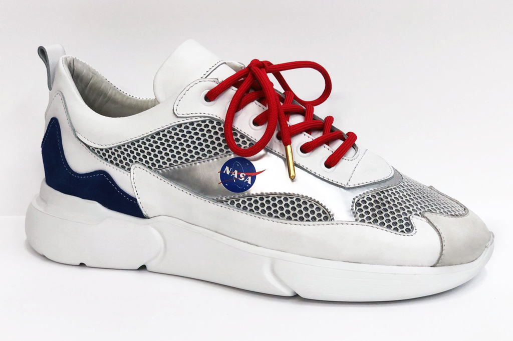 NASA x Mercer Amsterdam Sneaker