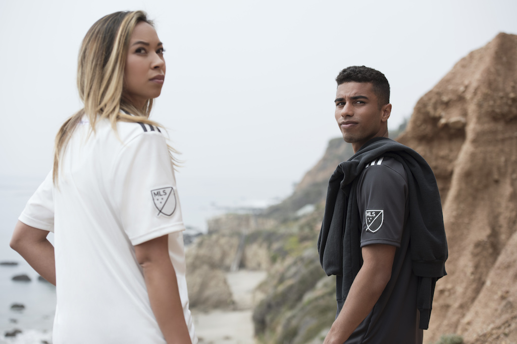 Adidas Parley for the Oceans MLS uniforms
