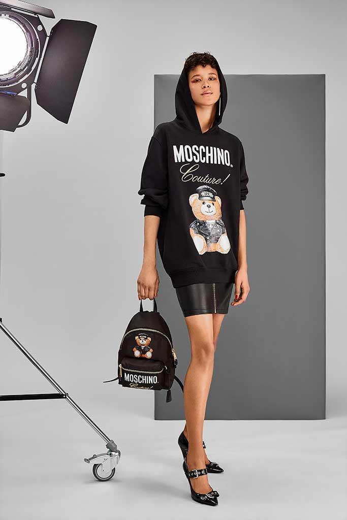 Moschino x Printemps