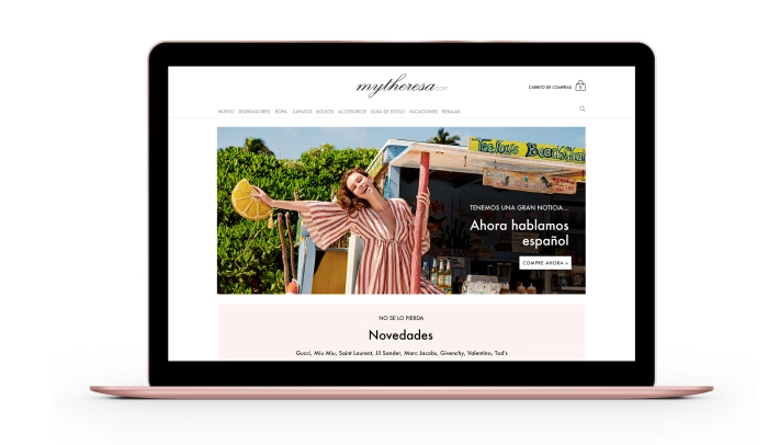 Mytheresa.com launches Spanish language website