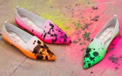 Nicholas Kirkwood's Custom Beya Loafers