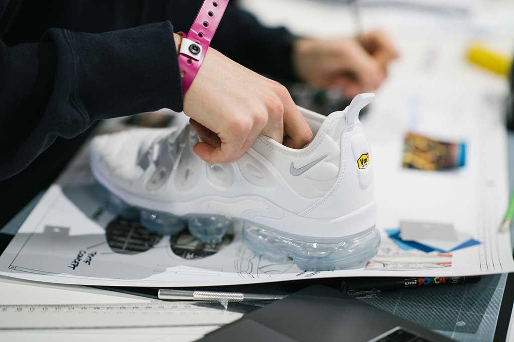 Nike Shoe Designer Marie Odinot On