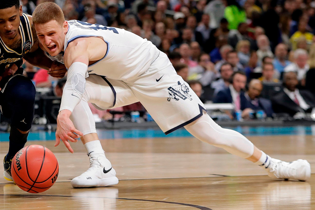 Donte DiVincenzo Nike Hyperdunk 2017