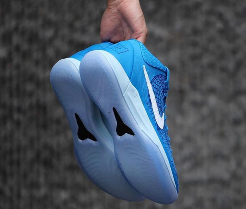 See DeMar DeRozan's Nike Kobe A.D. Mid