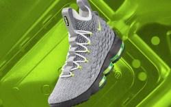 Nike LeBron 15 Air Max 95