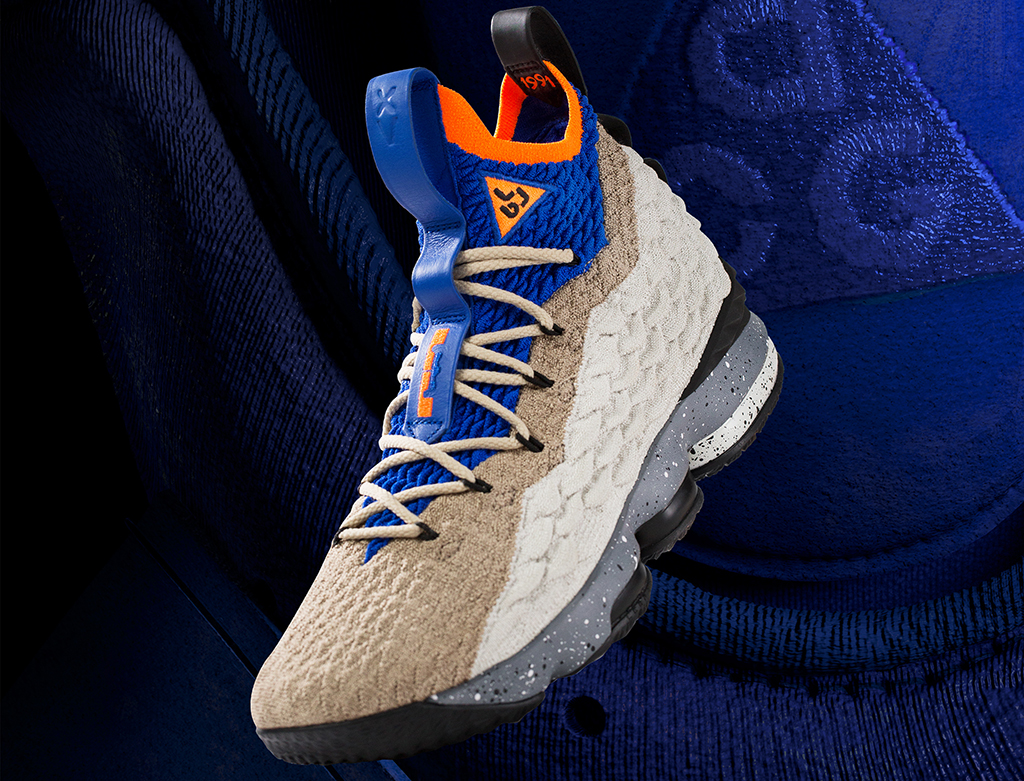 Nike LeBron 15 Mowabb