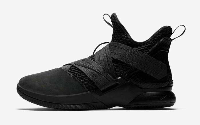 Nike LeBron Soldier 12 Dark 23