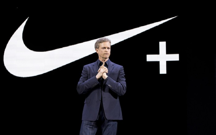 Nike, Mark Parker