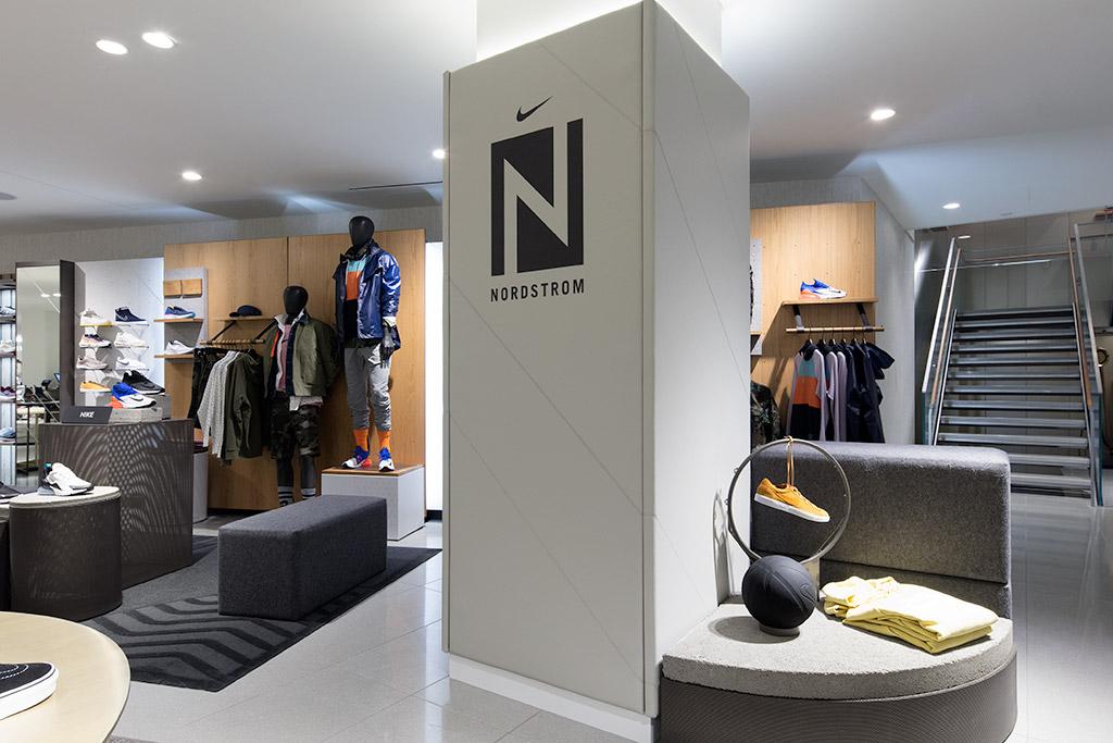 Nordstrom New York Men's Store
