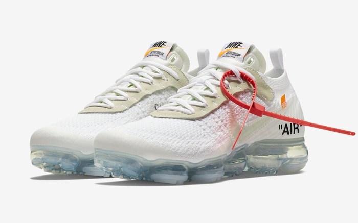 Off-White Nike VaporMax 2018 White