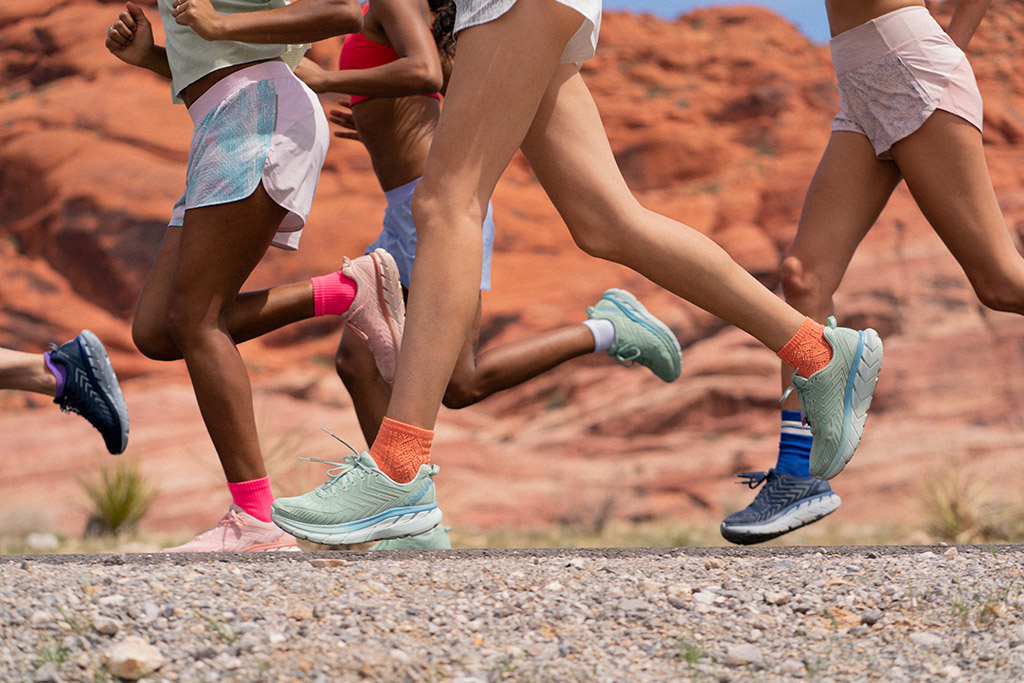 Outdoor Voices, Hoka One One