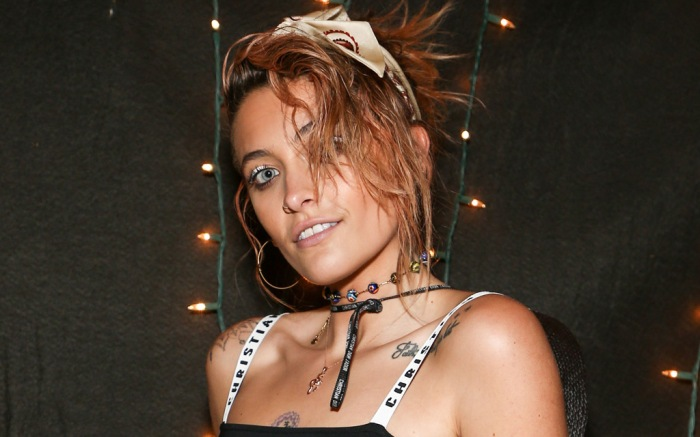 Paris Jackson, underboob trend, dior