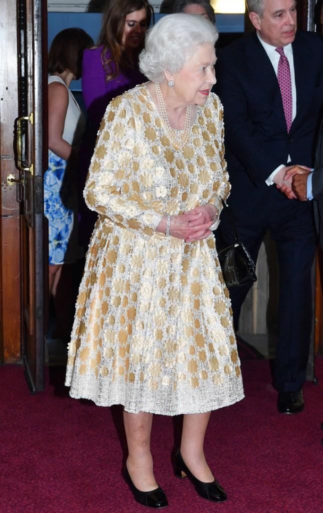 Queen Elizabeth II, 92nd birthday