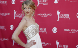 taylor swift, 2008 academy of country