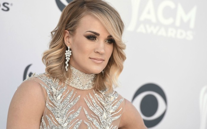 academy of country music awards 2017, carrie underwood, red carpet