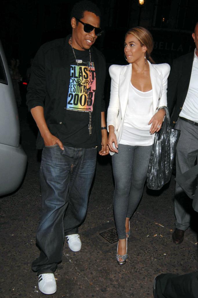 jay-z, beyonce, adidas superstar, 2009