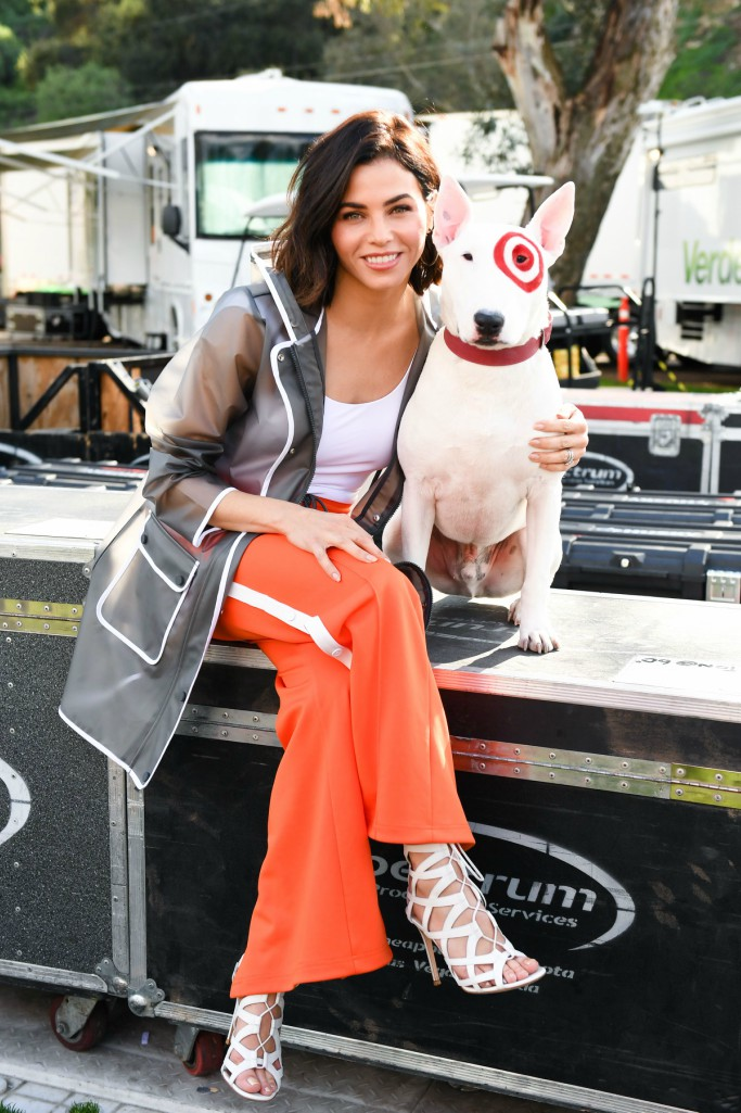 jenna dewan, hunter x target The Ultimate Family Festival