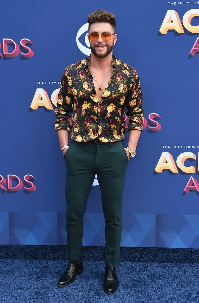 chris lane, acm awards 2018