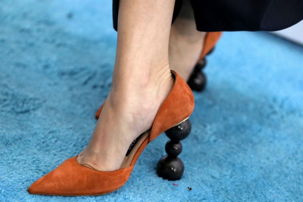 jacquemus heels, selena gomez