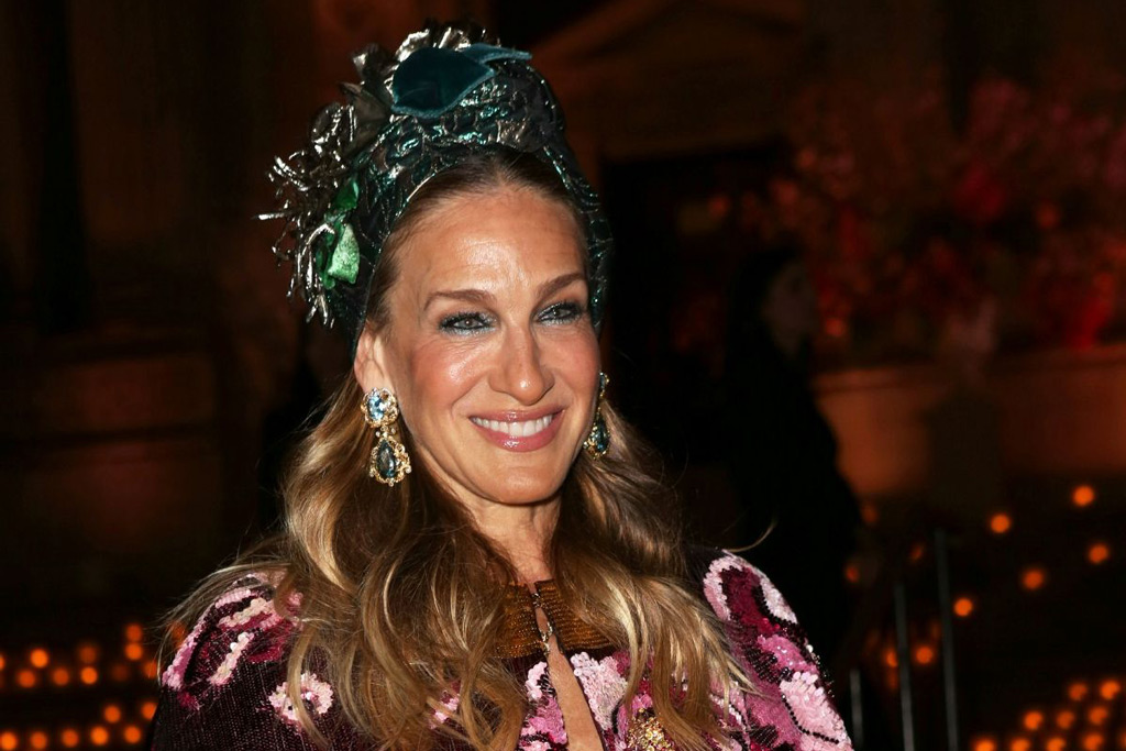 Sarah Jessica Parker from A Colorful History of Golden