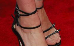 Scarlett Johansson's 'Avengers' Red Carpet Style