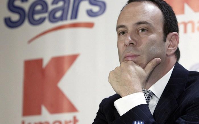 Sears CEO Eddie Lampert