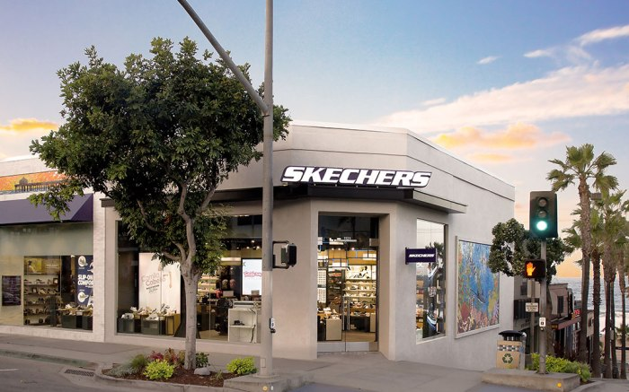 skechers store california