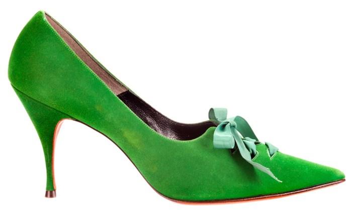 Stuart Weitzman's Historic Shoe Collection on