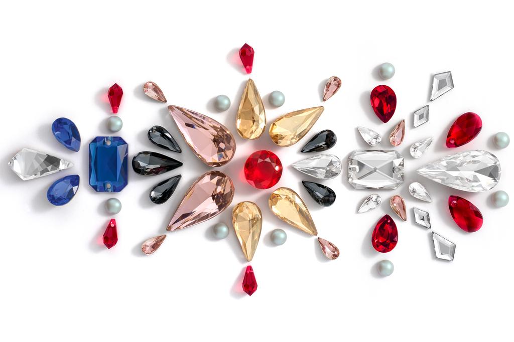 Swarovski Crystals Spring 2019