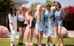 Ugg's Coachella party