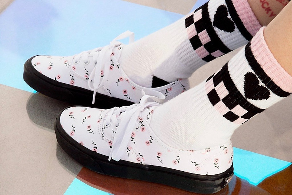 Vans Pairs With London's Lazy Oaf for