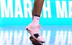 The Nike PG 2 Omari Spellman