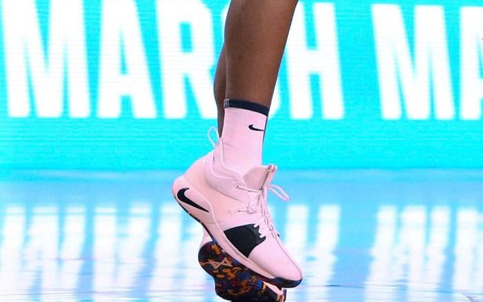 The Nike PG 2 Omari Spellman Villanova March Madness