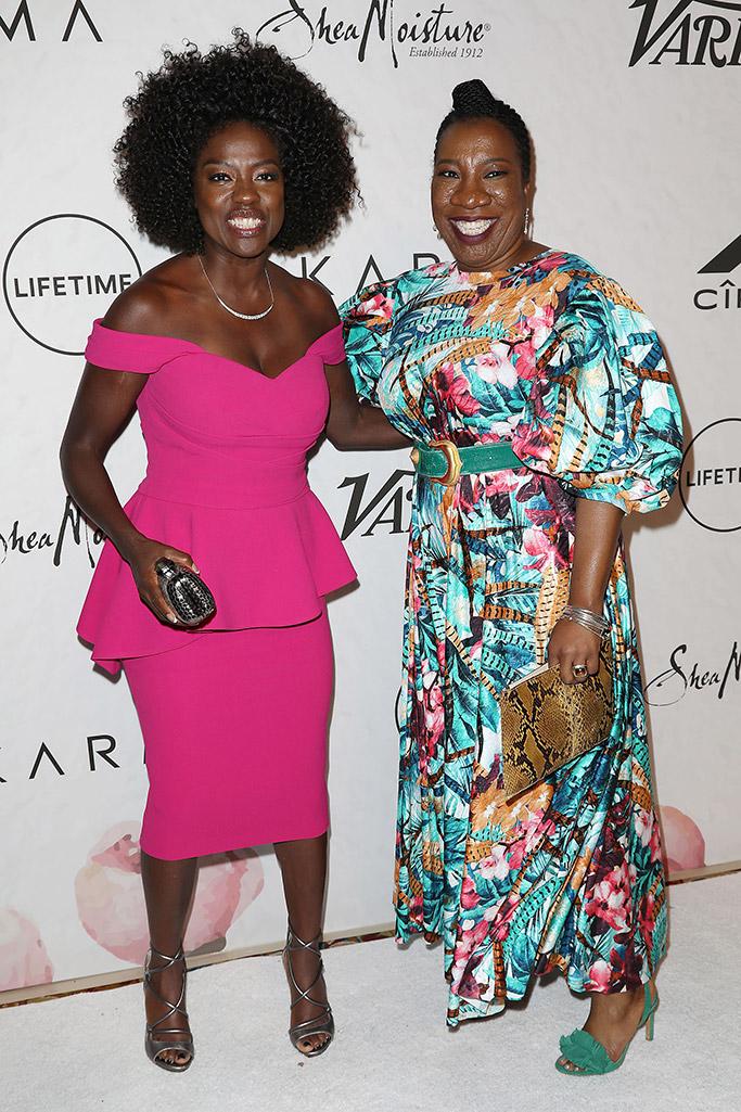 Viola Davis Tarana Burke Variety Power of Women
