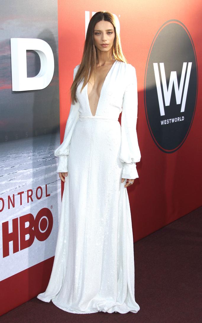 Angela Sarafyan, westworld season 2 premiere