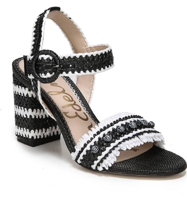 sam edelman summer 2018 shoe trends