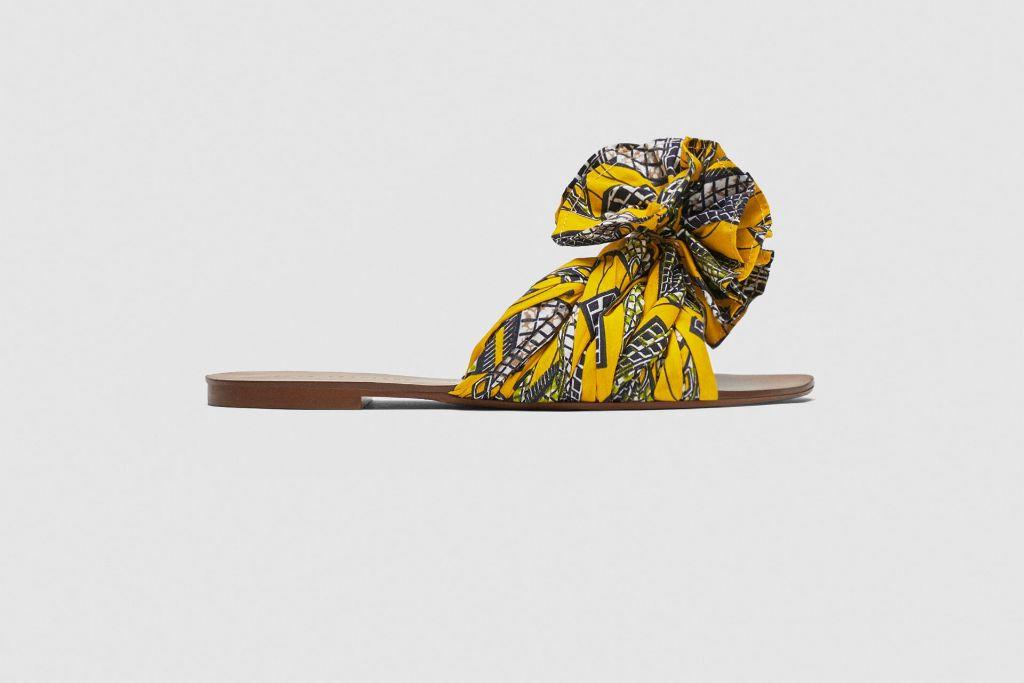 zara summer 2018 shoe trends