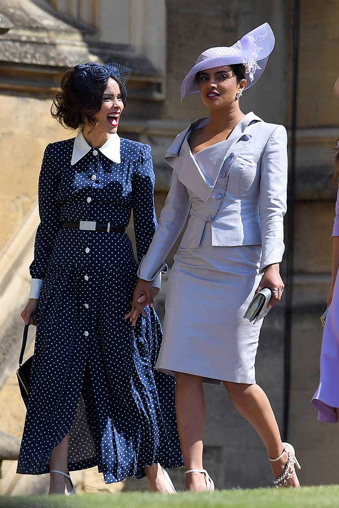 Abigail Spencer and Priyanka Chopra Best Dressed Guests at the Royal Wedding