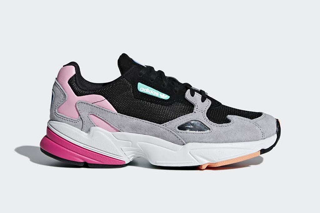 adidas falcon w sneakers