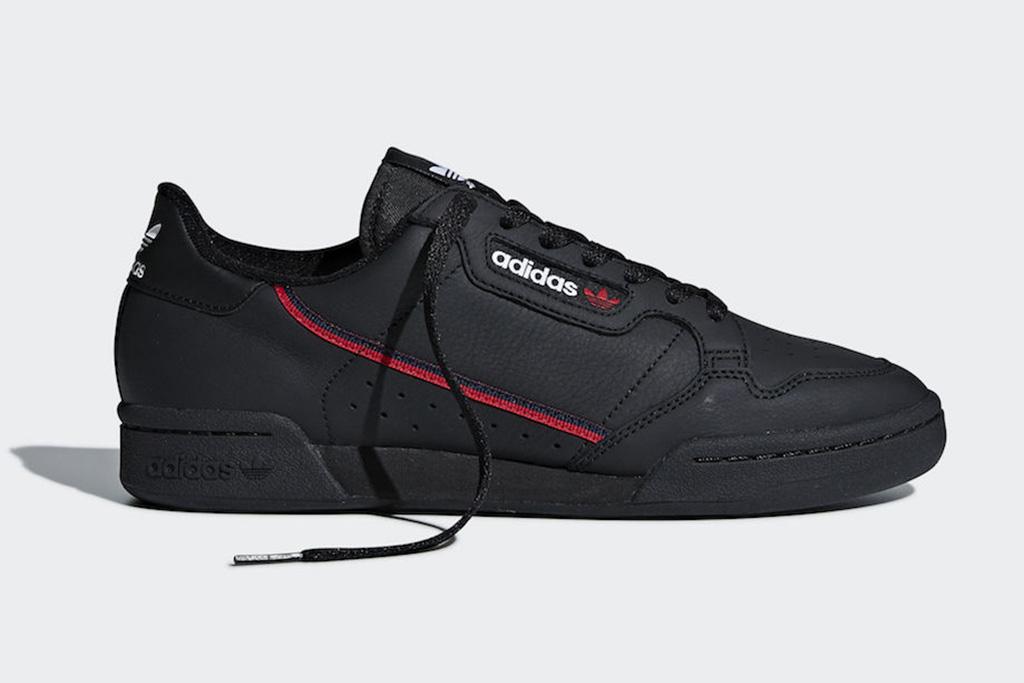 Adidas Rascal Black