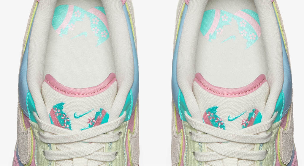 Nike Air Force 1 Easter Spring Patchwork